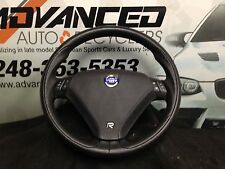 Volvo Type R-DESIGN Sport Leather 3 spoke Steering Wheel XC90 S60 V70R 08666887