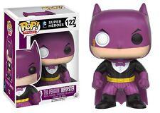 Funko - POP Heroes - ImPOPster - Batman / Penguin #122