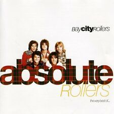 Absolute Rollers-The Very Best Of Bay City Rollers - Bay City Ro (1995, CD NEUF)