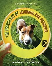 NEW The Principles of Learning and Behavior by Domjan, Michael P.