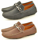 New Mens Designer Casual Loafers Moccasins Slip on Shoes Avail. UK Sizes 6-11