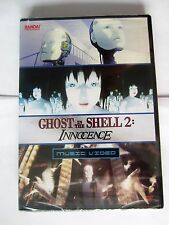 Ghost in the Shell 2: Innocence Music Video Anthology (DVD, 2005)
