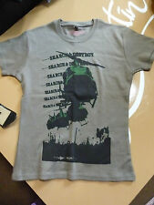 Search and Destroy Rare Fifth Column Classic punk tee/skinnyfit ladies