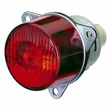 Rear Fog Light: Rear Fog Lamp with Red Lens | HELLA 2NE 008 221-037
