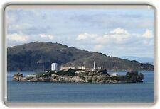 Alcatraz Island, San Francisco  Fridge Magnet