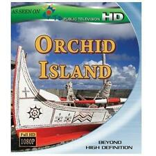 Brand New: ORCHID ISLAND The Philippines (PBS) HD BLU-RAY