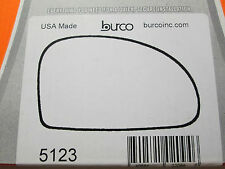 BURCO MIRROR GLASS # 5123 FITS KIA SPECTRA SPECTRA5 RIGHT PASSENGER SIDE