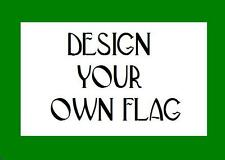 Custom BLACKADDER font Safety Flag for ATV UTV Dirtbike JEEP Dune Whip Pole