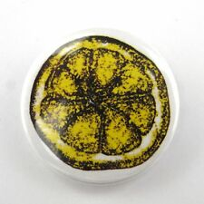 Stone Roses Lemon - Button Badge - 25mm 1 inch - Indie