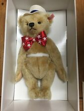 First American Teddy Bear Steiff North American Exclusive BRAND NEW & RARE