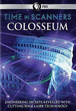 Time Scanners: Colosseum (DVD, 2016)