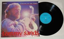 TOMMY SANDS Singing Of The Times LP Vinyl Folk AMIGA 1987 * TOP