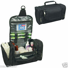 Travel Organizer Accessory Toiletry Cosmetic Medicine Make-Up Shaving Kit Bag