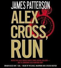 James Patterson - Alex Cross Run Unabr (2015) - Used - Compact Disc