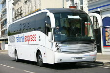 National Express liveried 914 FJ60EHB Excelsior 6x4 Quality Bus Photo