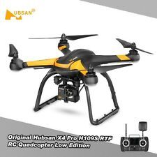 Hubsan H109S X4 PRO 5.8G Drone  -  BLACK (STANDARD EDITION)