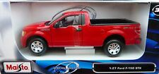 Maisto Ford F-150 STX  Pick Up rot  in 1:27 Neu & OVP