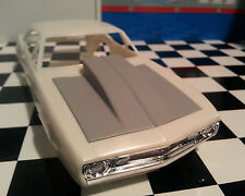 LEX'S SCALE MODELING Resin Outlaw Hood for '67 & '68 Camaro Z/28 AMT  NEW!