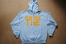 SUMMERTIME BALL LOGO 95.8 CAPITAL FM HOODIE HOODED SWEATSHIRT XL NEW OFFICIAL