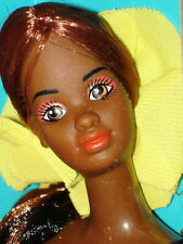 AA Black TROPICAL BARBIE Doll #1022 in Box! 1985 Mattel MINTY!
