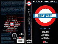 (VHS) Beat-Club Vol. 1 - Bee Gees, Zager & Evans, Troggs, Scott McKenzie, Kinks