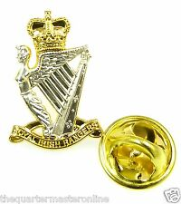 Royal Irish Rangers Lapel Pin Badge