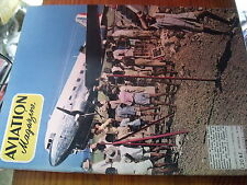 µ?. Revue Aviation magazine n°292 Mikoyan Gourevitch Breguet Br1150 Madagascar