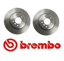 Set of 2 Brembo Front Disc Brake Rotor's Bmw E46 330Ci 330i 330xi Z4