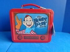 1998 HOWDY DOODY COLLECTIBLE TIN LUNCH BOX- HALLMARK SCHOOL DAYS COLLECTION