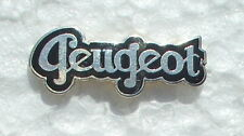 PEUGEOT ENAMEL LAPEL PIN BADGE. 26x8mm.