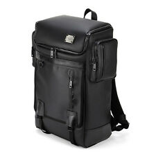 PEEPS Original Neo Universe Backpack SL-Black Synthetic leather Korean Men Bag