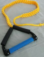 Wakesurf Handle and Rope by Tantrum Tow Ropes Wake Surf