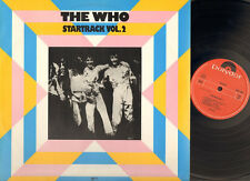 THE WHO Startrack Vol 2 LP NMINT Substitute My Generation The Kids Are Allright