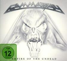 GAMMA RAY - Empire Of The Undead (Special Edition) -- CD + DVD  NEU & OVP