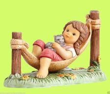 Goebel Nina & Marco Figurine en porcelaine Séjour romantique avec Mia sur Hamac