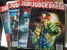 JUDGE DREDD MAGAZINES VOLUMES 1 & 2 BACK ISSUES ALL £1 EACH - ALL EX COND 2000AD