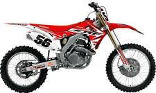 N-STYLE IMPACT GRAPHIC ONLY Fits: Honda CRF450X Red White N40-1724 4302-4086