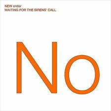 Waiting For The Sirens' Call - New Order CD Ana Matronic Peter Hook Rich Costey