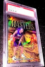 1997 TOPPS FINEST #316 TRACY MCGRADY RC /289 REFRACTOR *MASTERS* ROOKIE PSA 10!