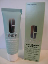 CLINIQUE - ANTIBLEMISH SOLUTIONS - clearing moisturizer hydratant purifiant 50ml