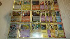 Pokemon complete dragons frontiers set,101/101 holo+EX+GOLD STAR+charizard card