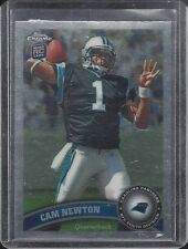 CAM NEWTON 2011 TOPPS CHROME PANTHERS TRUE ROOKIE RC #1