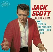 Debut Album / What In The World's Come Over You + - Jack Scott (2016, CD NEUF)