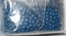 3.8mm Painted Brass Beads fly tying 18 colours packet of 25 beads