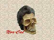 DIY Greaser Elvis Biker Skull Shift Knob Rider Shifter Lever Handle Rider Car