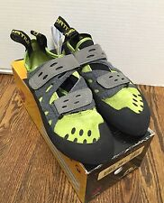 La Sportiva 10C-Tarantula Kiwi Rock Climbing Shoes 39.5, Men's Sz 7 Women's Sz 8