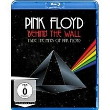 "PINK FLOYD ""BEHIND THE WALL/INSIDE THE MINDS OF PINK FLOYD""  BLU-RAY NEW"