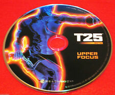 FOCUS T25 BETA - UPPER FOCUS DVD - Brand new - 1 DVD only