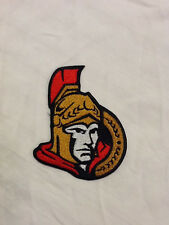 Ottawa Senators Logo NHL Hockey Hat Shirt Jersey Embroidered Iron On Patch