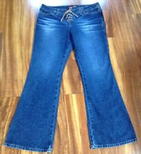 SEXY HOT! HIPSTER Aeropostale Jeans BOOTCUT FLARE 11/12 EUC! FREE PRIORITY SHIP!